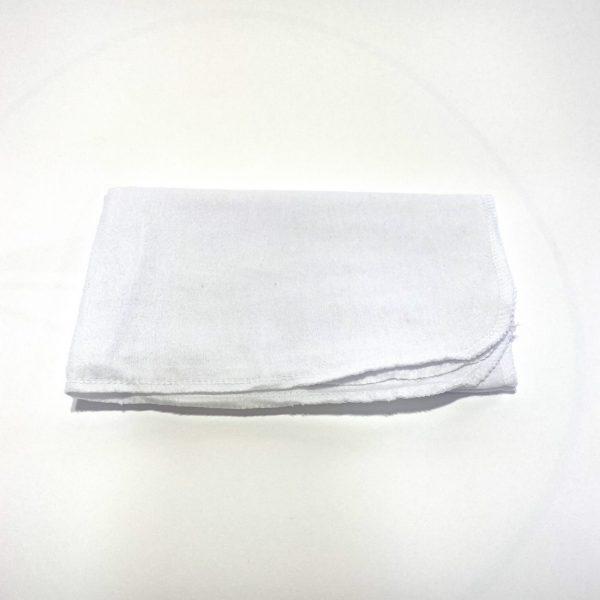 Bowls Polishing Cloth Plain Avalon White 1