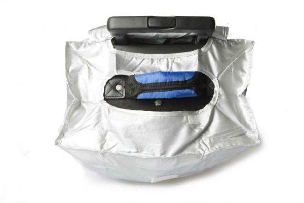 Trolley Bag Rain Protection - Rain Cover Locker Size 2
