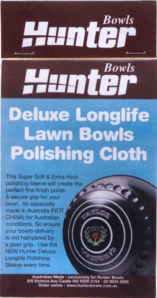 Deluxe Bowls Polishing Sleeve 2
