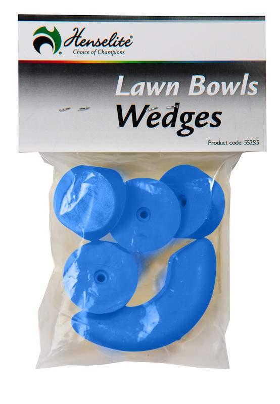 Henselite Bowls Wedges PK6 2