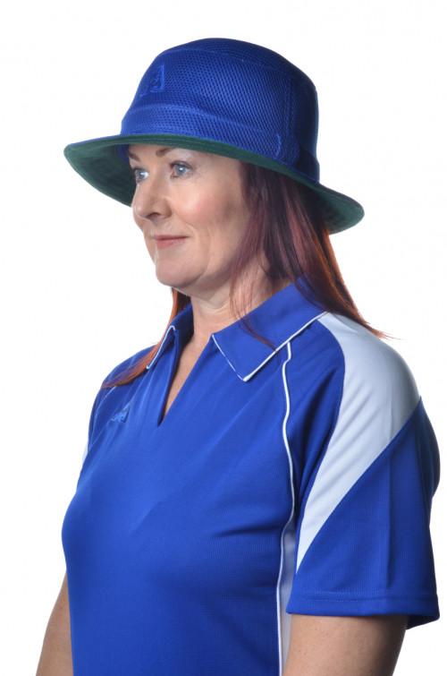 Hunter Mesh Bucket Hat 1