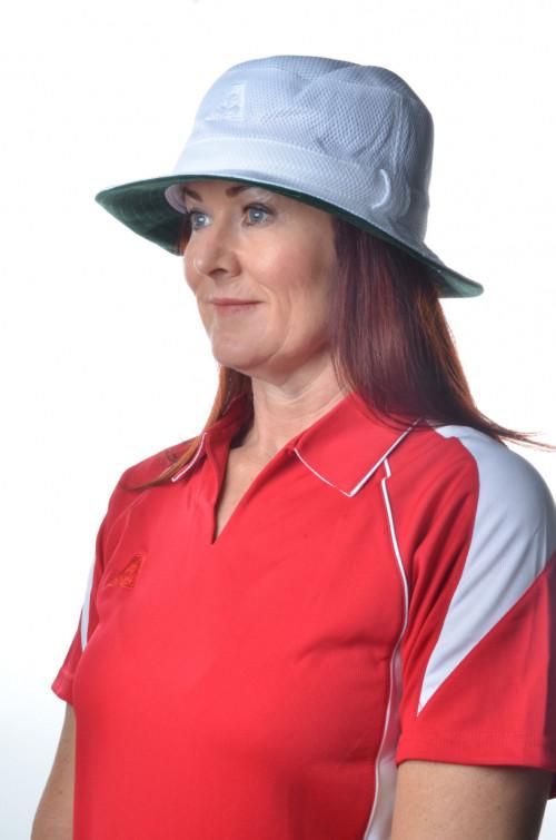 Hunter Mesh Bucket Hat 2