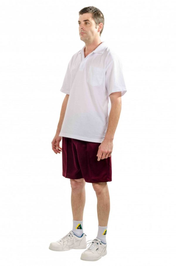 Unisex Drawstring Shorts 1