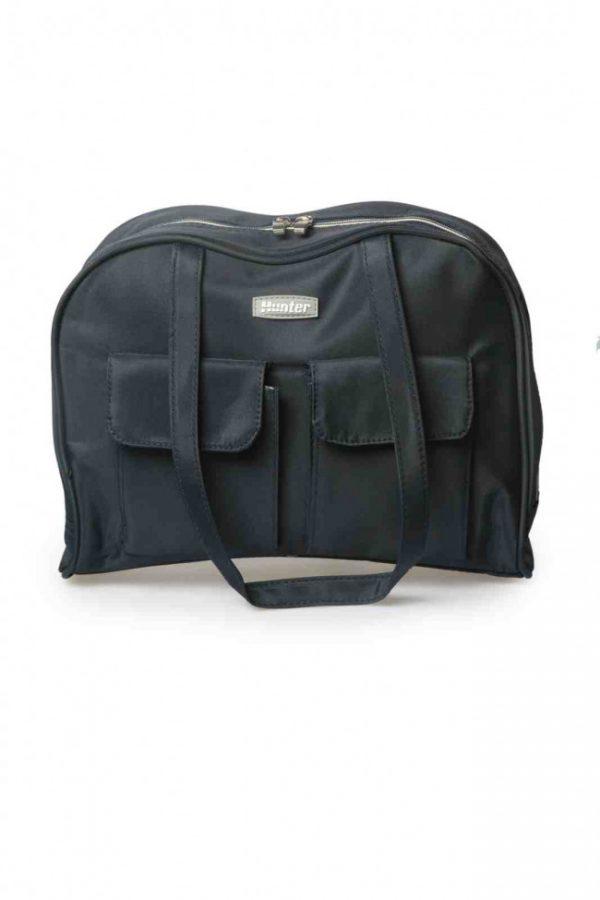 Navy Lawn Bowls Handbag 3
