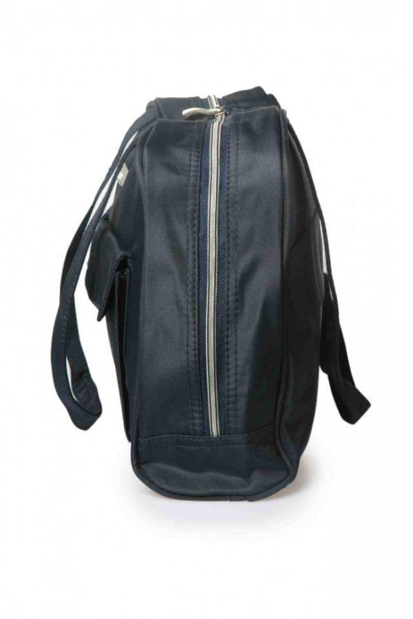 Navy Lawn Bowls Handbag 4