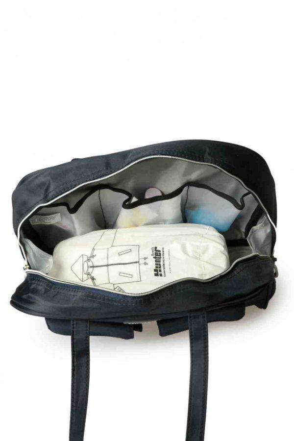 Navy Lawn Bowls Handbag 6