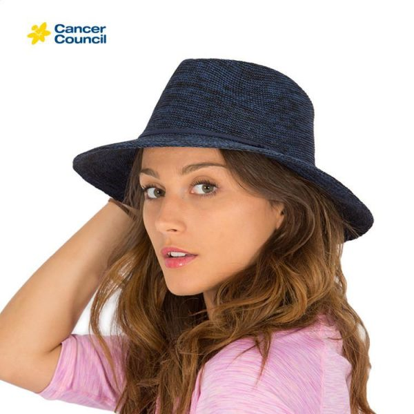 CANCER COUNCIL Jacqui Ladies Mannish Style Hat (RL73) 5