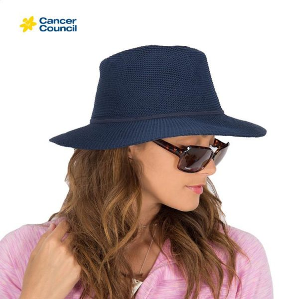 CANCER COUNCIL Jacqui Ladies Mannish Style Hat (RL73) 11