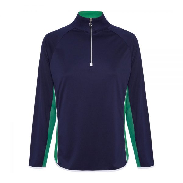 DRISPORTE MONTE LONG SLEEVE POLO (With BA Logo) 1