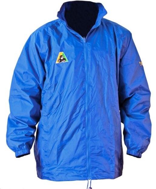 Unisex Lawn Bowls Spray Jacket – Bowlswear Australia SJ-01 2