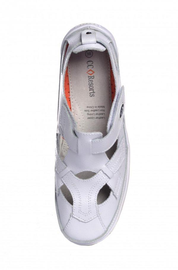 Ladies Jackie Bowls Sandals 4