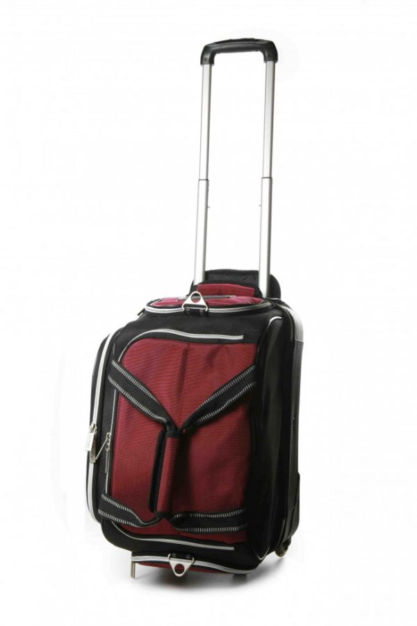 HUNTER LARGE CARRY & WHEEL BAG 8