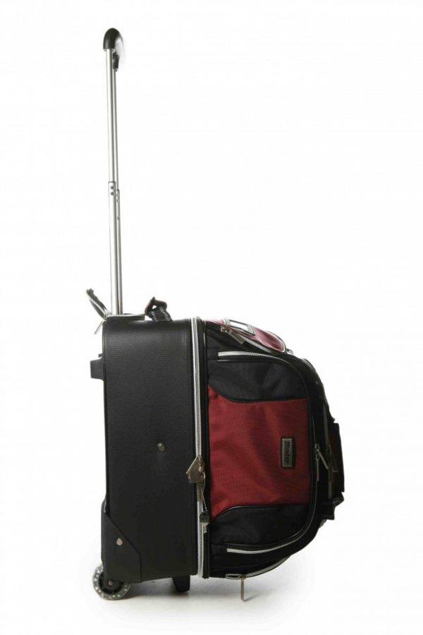 HUNTER LARGE CARRY & WHEEL BAG 7