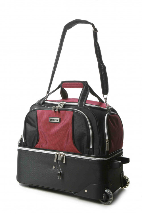 HUNTER LARGE CARRY & WHEEL BAG 3