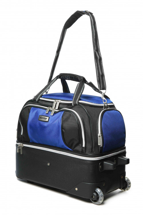 HUNTER LARGE CARRY & WHEEL BAG 1