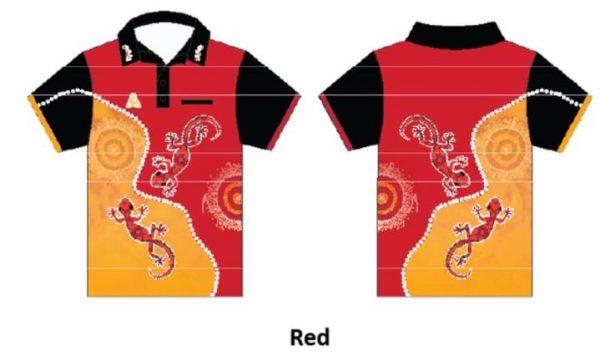 Unisex Indigenous Tournament Shirts 1