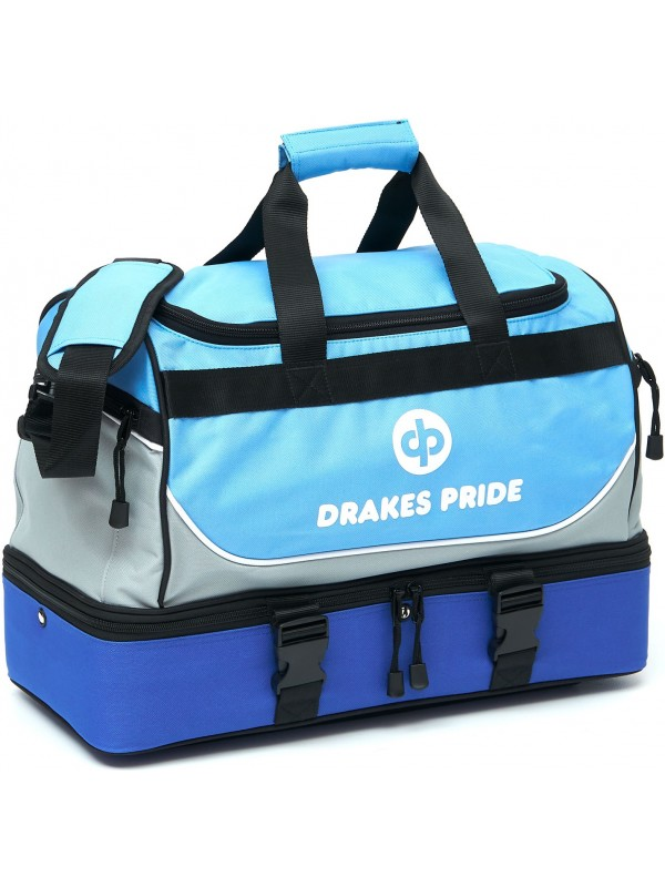 """DRAKES PRIDE """"NEW & IMPROVED"""" PRO MAXI LAWN BOWLS BAG Incl INSERT BAGS 4"""