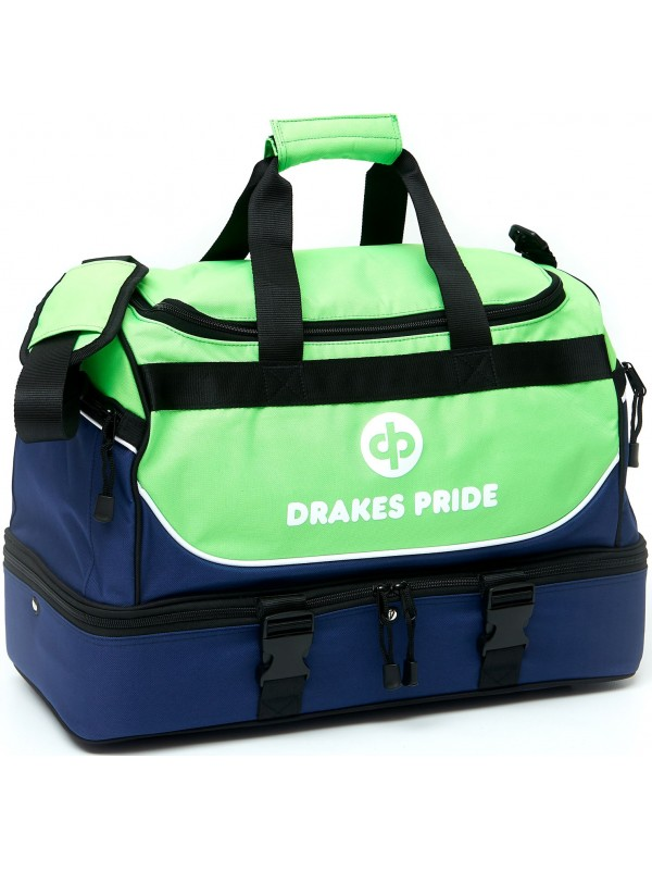 """DRAKES PRIDE """"NEW & IMPROVED"""" PRO MAXI LAWN BOWLS BAG Incl INSERT BAGS 2"""