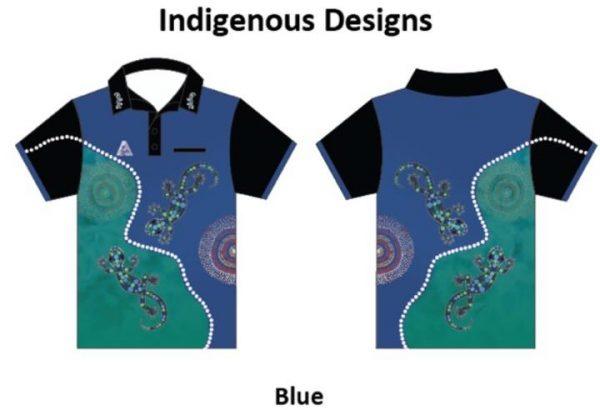 Unisex Indigenous Tournament Shirts 2