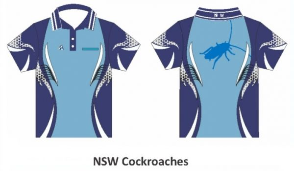 Unisex Rugby League State of Origin Tournament Shirts 2
