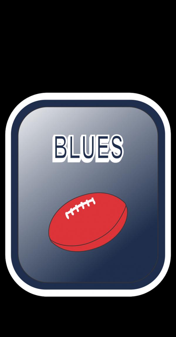 4 WHEEL TROLLEY BAG - AFL 18