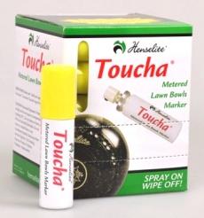 Henselite White Toucha Spray - Bulk (20/Box) 1