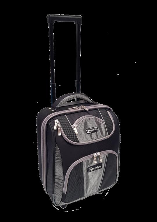 AERO CX ULTRAGLIDE TROLLEY BAG - 4 COLOURS 2
