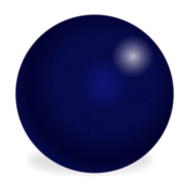 AERO's Dark Blue Lawn Bowls 1