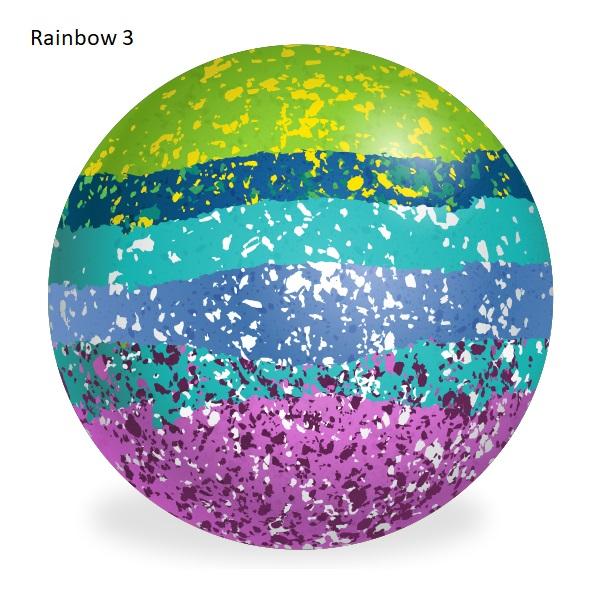 Aero Custom Bowls - Rainbow Colours 4