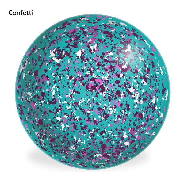 Aero Custom Bowls - Speckled Colours 14
