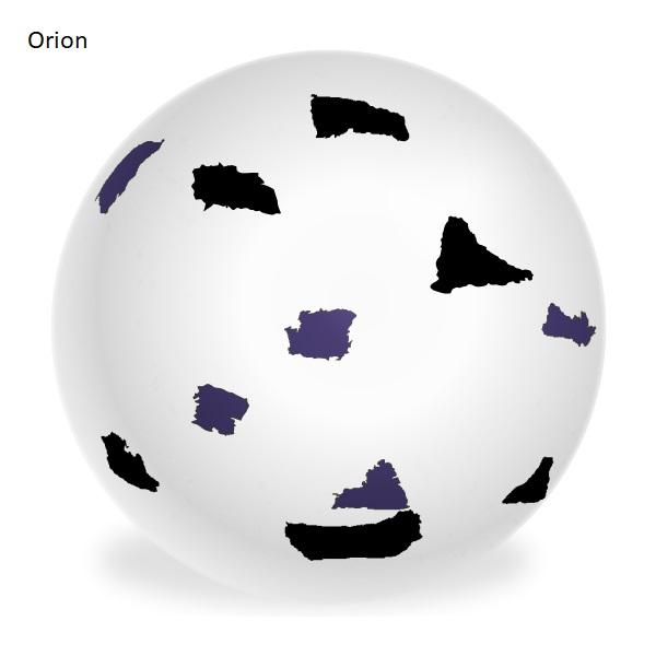 Aero Custom Bowls - Picasso Colours 6
