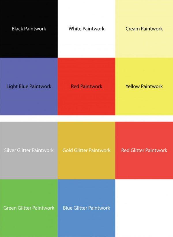 Aero Custom Bowls - Quad Colours 10