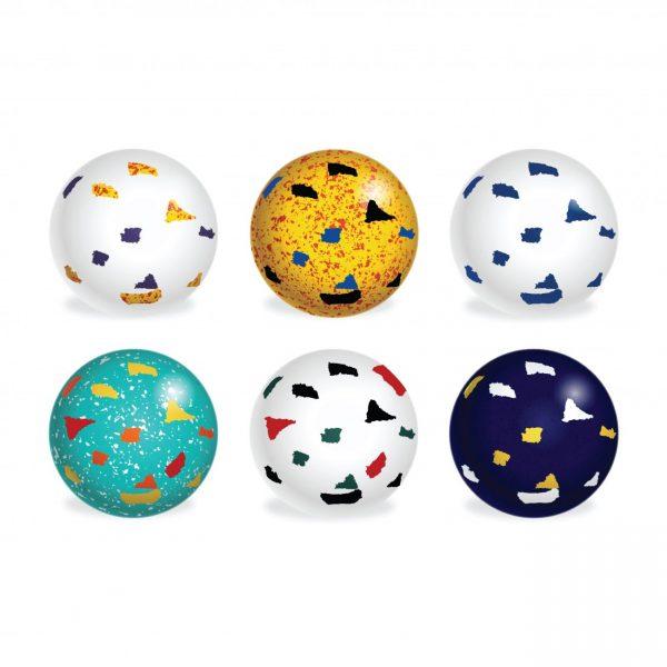 Aero Custom Bowls - Picasso Colours 1