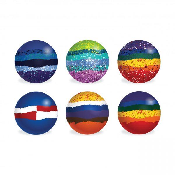 Aero Custom Bowls - Rainbow Colours 1