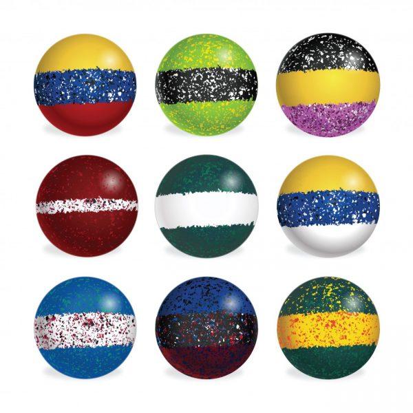 Aero Custom Bowls - Trifecta Colours 1